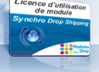 Compte additionnel pour Module Synchro Drop Shipping